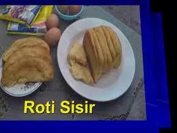 Roti Sisir resep roti sisir