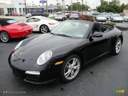 2009 porsche 911 cabriolet 2009 black porsche 911 cabriolet 18154410 gtcarlot com