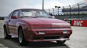 mitsubishi fto wide body forza motorsport 4 mitsubishi starion esi r 1988 test drive