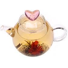 teapot set eternal flowering tea gift set teapot with warmer