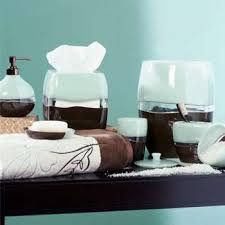 Blue And Brown Bathroom Decorating Ideas Brown Blue Bathroom Accessories Amazing 1000 Ideas About Teal