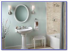 colors to paint a small half bathroom painting home design