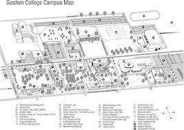 Iu Campus Map Goshen College Campus Map Image Gallery Hcpr