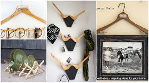 brilliant ways to repurpose coat hangers in diy simple projects