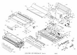 epson lq 2180i parts catalogue