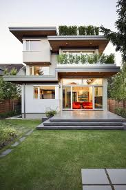 Sustainable Modern Home Design In Vancouver Vancouver British Waterfront House Plans In Beautiful Columbia
