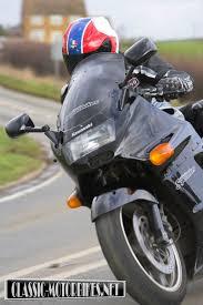 kawasaki zz r1100 classic motorbikes