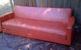 Flexsteel Sleeper Sofa For Rv Awesome Retro Sleeper Sofa 45 In Black Leather Sectional Sleeper