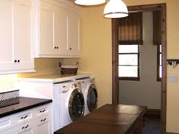 samsung front load washer and dryer traditional laundry room to