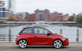 vauxhall red vauxhall adam 2013 red n roll profile u2013 front seat driver