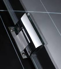 Hinged Frameless Shower Door by Dreamline Shdr 20347210 01 Dreamline Unidoor 34 To 35