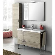 Bathroom Vanities Free Shipping by Modern 39 Inch Bathroom Vanity Set With Storage Cabinet Glossy