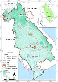 Map Of Cambodia Sokchhay Heng Institute Of Technology Of Cambodia On