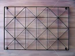 this trellis is in a stripped back contemporary piece designed to