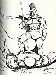 image result for spartan warrior drawings tattoos pinterest