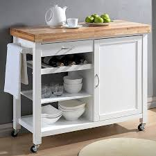 Dolly Madison Kitchen Island Cart Kitchen Carts Kitchen Island Cabinet Configuration Lowes White