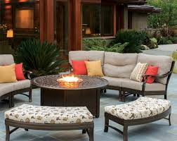 Transitional Patio Furniture  Fireplace Service Chicago - Tropitone outdoor furniture