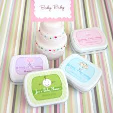 mint to be favors baby shower mint tins