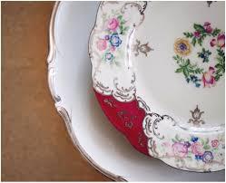 vintage china vintage china flatware borrowed a vintage inspired company