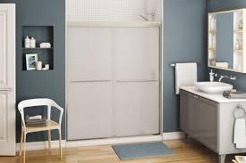 sliding shower screen for alcoves kameleon maax bathroom sliding shower screen for alcoves kameleon maax bathroom