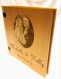 personalized album 3 ring wedding photo album