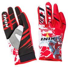 red bull motocross helmet for sale kini red bull revolution gloves red white beautiful in colors