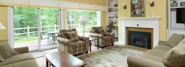 three bedroom luxury vacation rental stowe vt topnotch resort