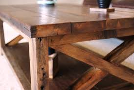 making a wood table rustic coffee table plans lovely and awesome wood tables 1 prepare