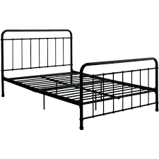 full size wood bed frame dimensions platform with headboard specs