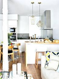 cuisine ouverte sur salon 30m2 cuisine ouverte salon 30m2 impressionnant idee deco salon cuisine