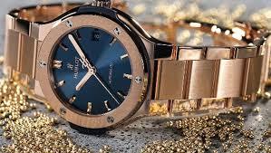 blue titanium bracelet hublot images Hublot classic fusion replica watches only sale best cheap swiss png