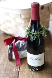 wine as a gift 56 best gift ideas images on basket gift diy