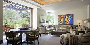 modern desert home design modern desert home contemporary family room orange county