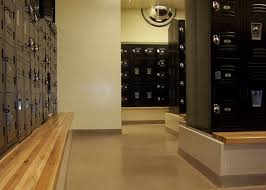 trends locker room benches home design by fuller