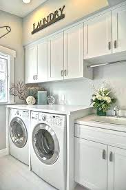 Laundry Room Storage Ideas For Small Rooms Storage Ideas For Laundry Rooms Image Gallery Of Simple Cozy