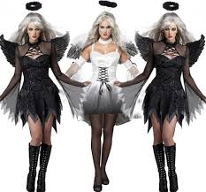 halloween costumes for 2017 halloween costumes for women evil angel cosplay