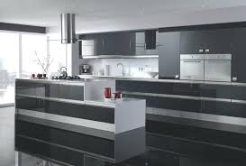 Black Gloss Kitchen Cabinets Glossy Kitchen Cabinets Kitchen Stunning High Gloss Kitchen
