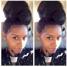 pics of black pretty big hair buns with added hair big bun shared by tatiana kelly on we heart it