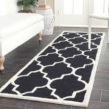 Round Modern Rug by Decor Adds Texture To Floor With Contemporary Area Rugs