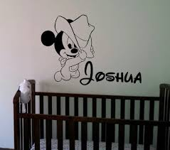 ey decals eydecals twitter newdecal amazing walldecal has been added to children s wall and it is named mickey mouse baby art buy now https goo gl aonxna pic twitter com