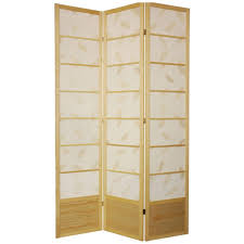 Oak Room Divider Fancy Foldable Shoji Screen Room Divider Ideas Made Of Oak Wood