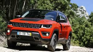 orange jeep compass 2018 jeep compass review stylish look brings appeal