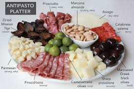perfect antipasto platter doesn u0027t need to be fancy