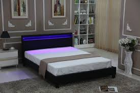 floating bed designs bed frame with led lights and floating beds elevate your bedroom