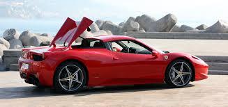 Ferrari 458 V8 - ferrari 458 spider review caradvice