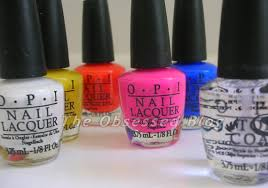 opi neon revolution u2013 pink the obsessed