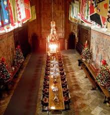 San Simeon Castle Hearst Castle Historic Place At San Simeon - Hearst castle dining room