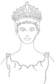 royalty coloring pages kings queens and crowns