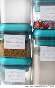 labels for kitchen canisters labels to live simply by