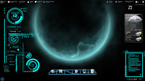 application bureau windows 7 bureau windows 7 rainmeter rainmeter skins favourites by